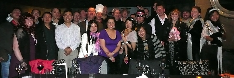 Sydney corporate entertainment with Murder Mystery Fun